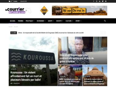 Le Courrier de Conakry